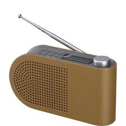 SANDSTROM SPLDAB17 Portable DAB Radio - Leather & Grey Reviews