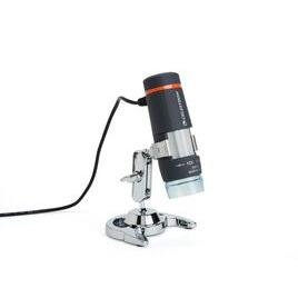 CELESTRON 44302-B-CGL Deluxe Handheld Digital Microscope - Black