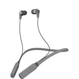 Skull Candy Ink'd Wireless Bluetooth Headphones - Grey & Chrome Reviews