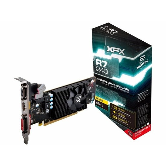 XFX AMD R7 240A 4NFA Graphics Cards