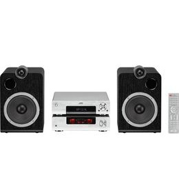 JVC UX-D457S Wireless Traditional Hi-Fi System Reviews