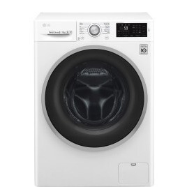 LG F4J6TM1W 8kg Wash 5kg Dry Freestanding Direct Drive Washer Dryer With SmartThinq ConnectivityW Reviews