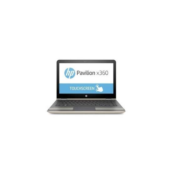 HP Pavilion x360 13-u108na Core i3-7100U 8GB 1TB 13.3 Inch Windows 10 Laptop