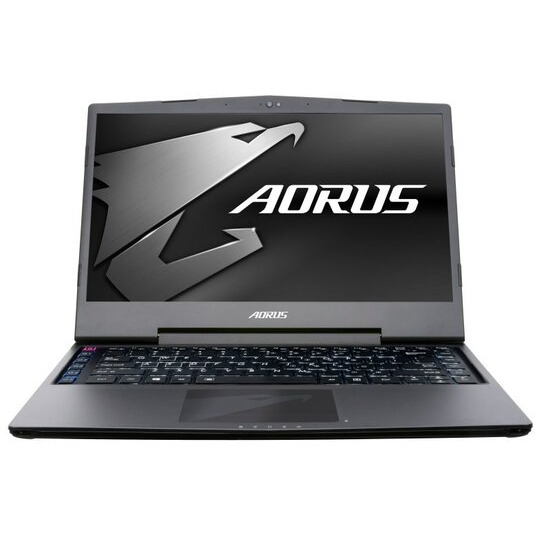 Aorus X3 PLUS R7-CF1 Gaming Laptop Intel Core i7-7700HQ 2.8GHz 16GB RAM 512GB SSD 13.9 QHD No-DVD NVIDIA GTX 1060 6GB WIFI Bluetooth Windows 10 Pro 64bit
