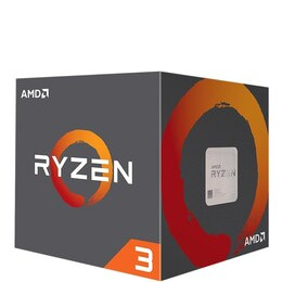 AMD Ryzen 3 1200 Quad-Core Processor with Wraith Stealth Cooler Reviews