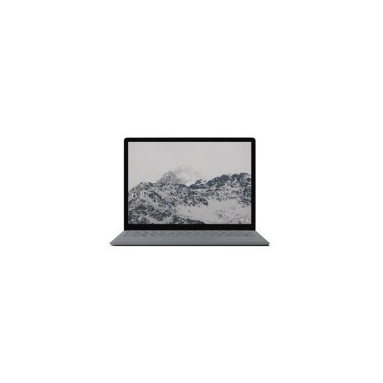 Microsoft Surface Laptop Core i7-7660U 8GB 256GB SSD 13.5 Inch Windows 10 S Ultrabook Platinum