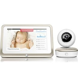 MOTOROLA Smart Nursery 7 Baby Monitor