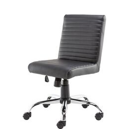 ALPHASON Lane Leather-look Operator Chair - Black Reviews