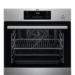 AEG SteamBake BPS352020M Electric Steam Oven Stainless Steel Reviews