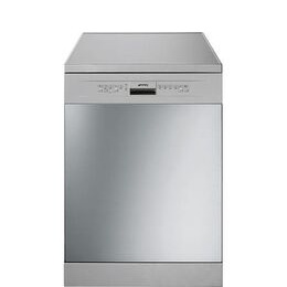 Smeg DFD6132X-2 Full-size Dishwasher - Silver Reviews