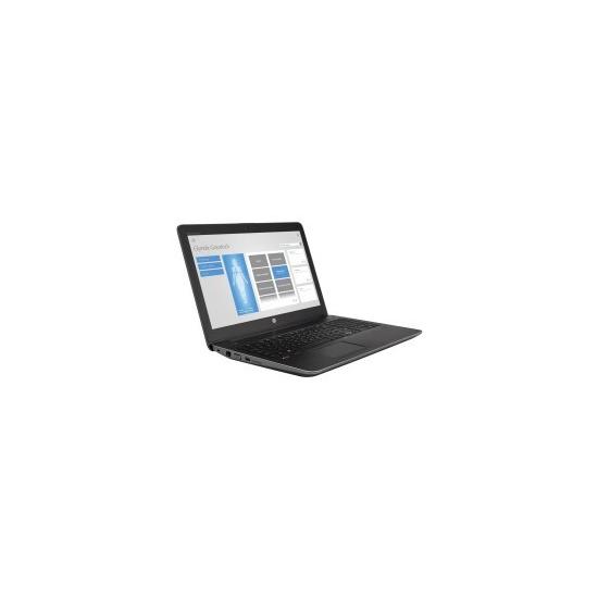 HP ZBook 15 G4 Core i7-7700HQ 8GB 256GB SSD 15.6 Inch Windows 10 Professional Laptop