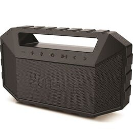 ION Plunge Portable Bluetooth Speaker - Black