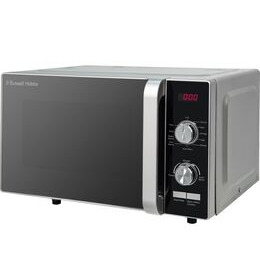 Russell Hobbs RHFM2001S Compact Solo Microwave - Silver Reviews