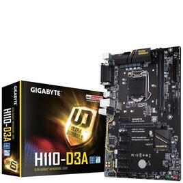 Gigabyte Intel H110-D3A Reviews