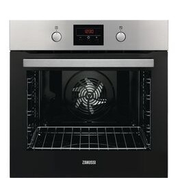 Zanussi ZOP37987XK Electric Oven Stainless Steel Reviews