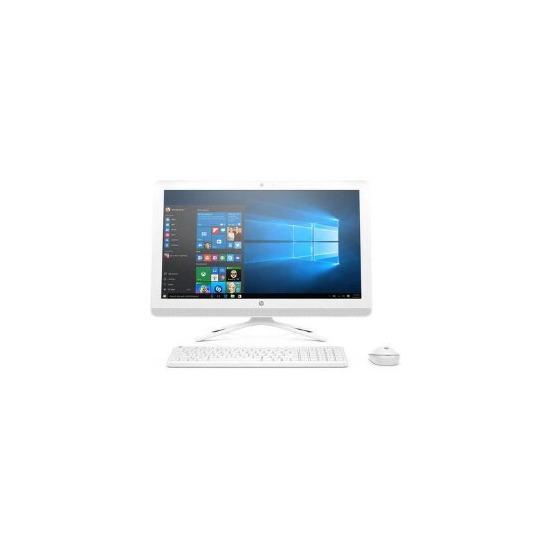 HP 24-g033na Core i3-6100U 8GB 2TB 23.8 Inch DVD-RW Windows 10 All in One Desktop