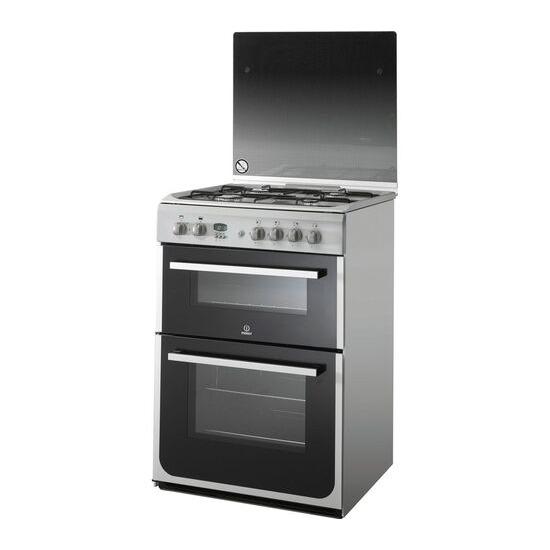 INDESIT DD60C2G2(X) 60 cm Gas Cooker