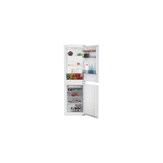 Montpellier MIFF5051F 50/50 Frost Free Integrated Fridge Freezer
