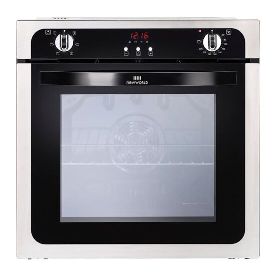 New World NW602FP STA Electric Oven Stainless Steel