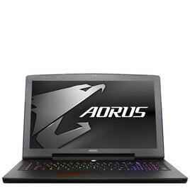 Aorus X7 DT V7-CF2 Gaming Laptop Intel Core i7 7820HK 2.9GHz 16GB DDR4 1TB HDD 256GB SSD 17.3 QHD 2560x1440 No-DVD NVIDIA GTX 1080 8GB WIFI Webcam Bluetooth Windows 10 Home Reviews