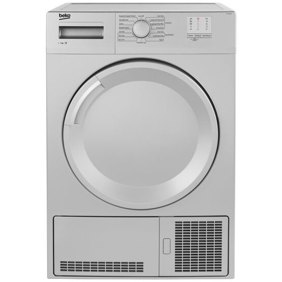 Beko DTGC7000S Sensor Driven 7kg Freestanding Condenser Tumble Dryer