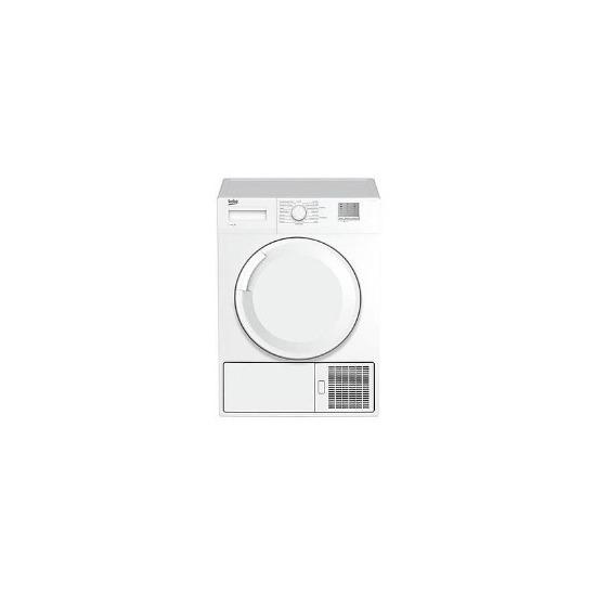 Beko DTGC7000W Sensor Driven 7kg Freestanding Condenser Tumble Dryer