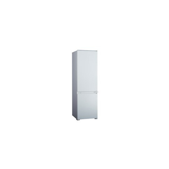 ELECtriQ 54cm Integrated Static 70/30 Fridge Freezer White