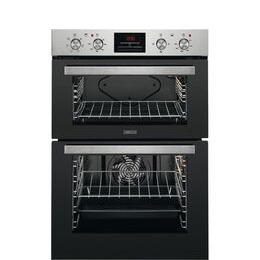 Zanussi ZOD35611XE Electric Double Oven Stainless Steel Reviews