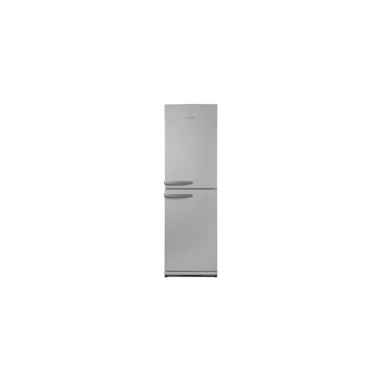 Montpellier MS310-2S 60cm 50/50 Freestanding Fridge Freezer - Silver