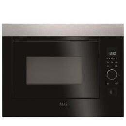 AEG MBE2658S-M Built-in Solo Microwave - Black & Stainless Steel Reviews