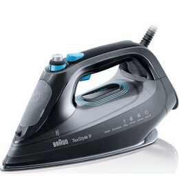 BRAUN TexStyle 9 SI9188BK Steam Iron - Black Reviews