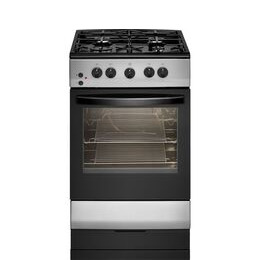 ESSENTIALS CFSGSV17 50 cm Dual Fuel Cooker Reviews