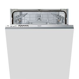 HOTPOINT HIC 3B+26 UK Full-size Integrated Dishwasher Reviews