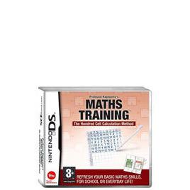 Professor Kageyama's Maths Training (DS) Reviews