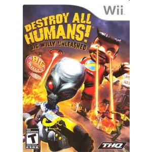 Photo of Destroy All Humans!: Big Willy Unleashed (Wii) Video Game