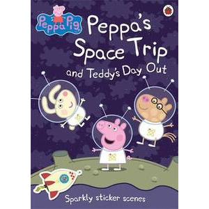 Photo of Peppa's Space Trip Book