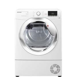 Hoover Dynamic Next DX H9A2DCE NFC 9 kg Heat Pump Tumble Dryer - White Reviews