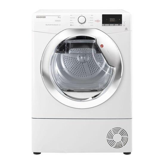 Hoover Dynamic Next DX H9A2DCE NFC 9 kg Heat Pump Tumble Dryer - White