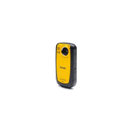Kodak PIXPRO SPZ1-YL Waterproof Digital Camcorder