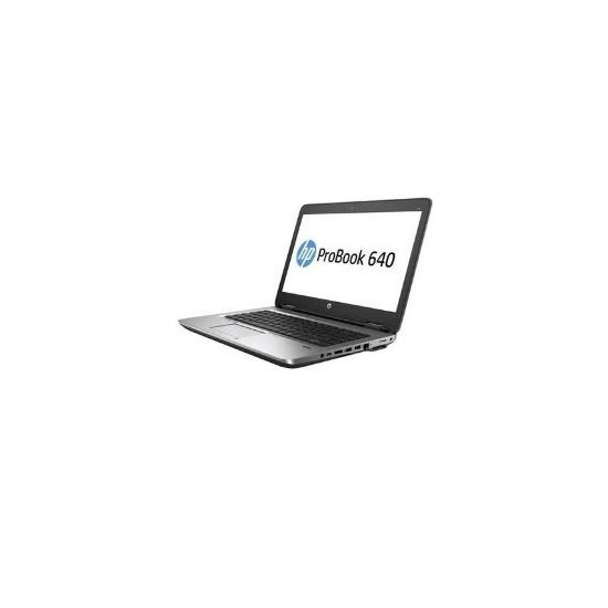 HP ProBook 640 G2 Core i5-6200U 8GB 256GB SSD 14 Inch DVD-SM Windows 10 Pro Laptop