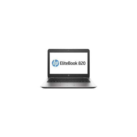HP EliteBook 820 G4 Intel Core i5-7300U 8GB 256GB SSD 12.5 Inch Windows 10 Professional Laptop