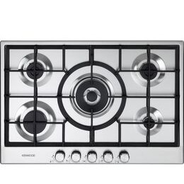 KENWOOD KHG705SS Gas Hob - Stainless Steel Reviews