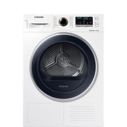 Samsung DV90M5000QW 9 kg Heat Pump Tumble Dryer Reviews