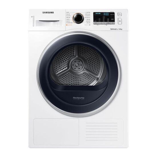 Samsung DV90M5000QW 9 kg Heat Pump Tumble Dryer