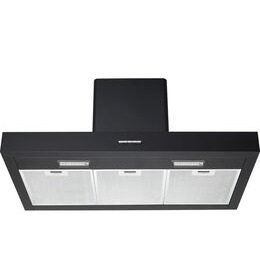 LOGIK Black Box L90CHDB17 Chimney Cooker Hood - Black Reviews