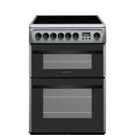 Hotpoint Newstyle DCN60S 60 cm Electric Ceramic Cooker Reviews