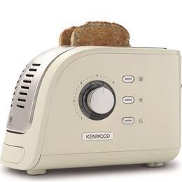 KENWOOD Turbo TMC300CR 2 Slice Toaster - Cream Reviews