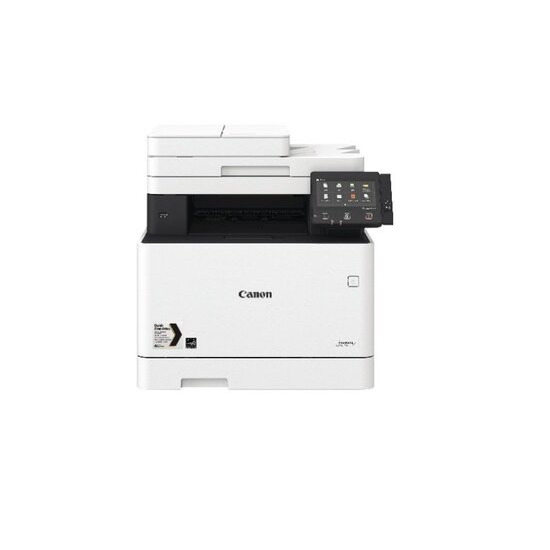 Canon i-SENSYS MF734Cdw Colour Multifunctional Laser Printer
