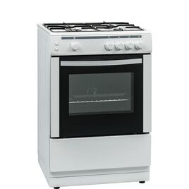 ESSENTIALS CFSG60W17 60 cm Gas Cooker Reviews