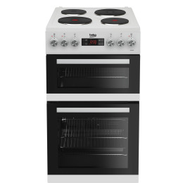 Beko KDV555AW 50 cm Double Oven Electric Cooker Reviews
